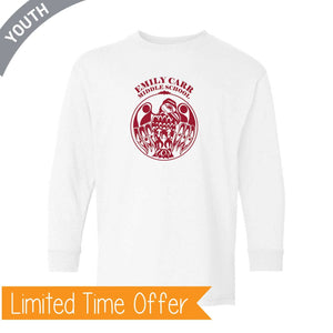 Youth Printed Cotton Long Sleeve