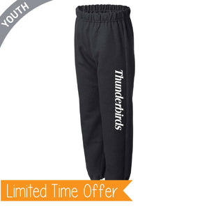 Youth Black Sweatpants