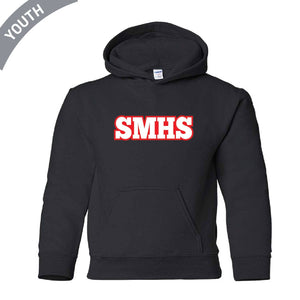 Youth Generic Twill Hoodie