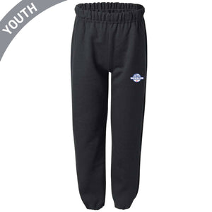 Youth Embroidered Sweatpants