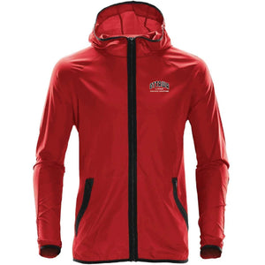 Men's Ozone Hooded Shell Jacket