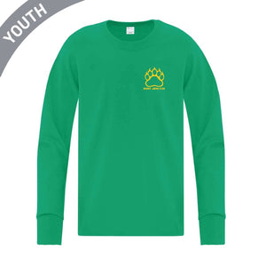 Youth Embroidered Long Sleeve