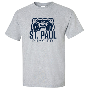 Sport Grey Phys. Ed. Shirt