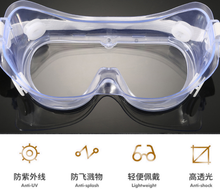 Load image into Gallery viewer, Medical Protection Goggles with CE ISO Certificate Approved