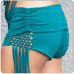 SALE Side Macrame Shorts