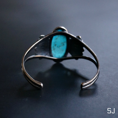 Abedabum Turquoise Cuff
