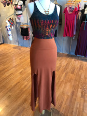 Maxi Skirt with Slits