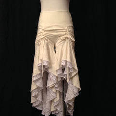 Sacred Empire Deadwood Bloomers in Cream