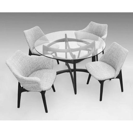 Adrian Pearsall Dining Chairs 2416-C for Craft Associates Inc