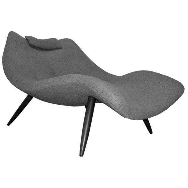Adrian Pearsall Chaise Lounge Chair 1828-C for Craft Associates Inc.