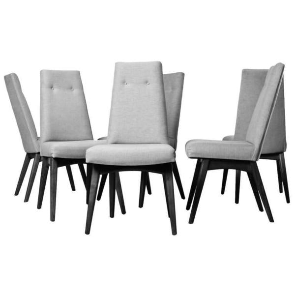 Adrian Pearsall Dining Chairs 1613-C for Craft Associates Inc.