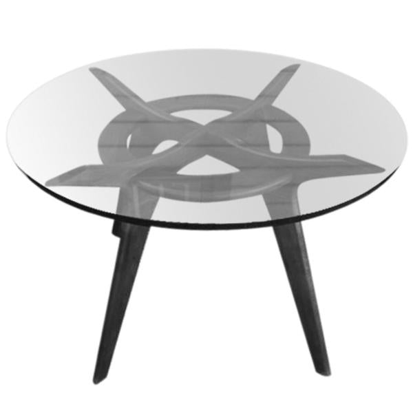 Adrian Pearsall Dining Table 1135-T for Craft Associates Inc.