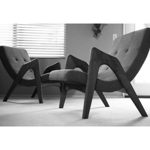 Adrian Pearsall Lounge Chair 705-CW for Craft Associates Inc.