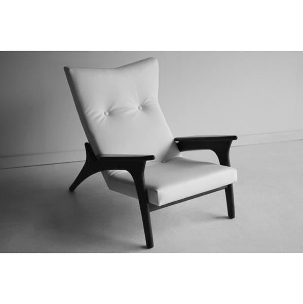 Adrian Pearsall Lounge Chair 990-LC for Craft Associates Inc.