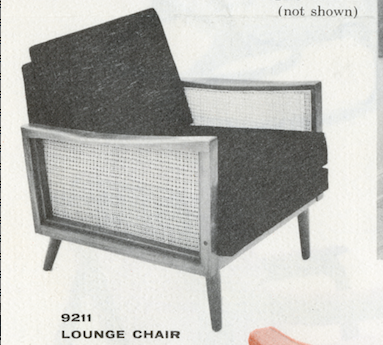 Lawrence Peabody Lounge Chair Model 9211 for Nemschoff: The Peabody Collection