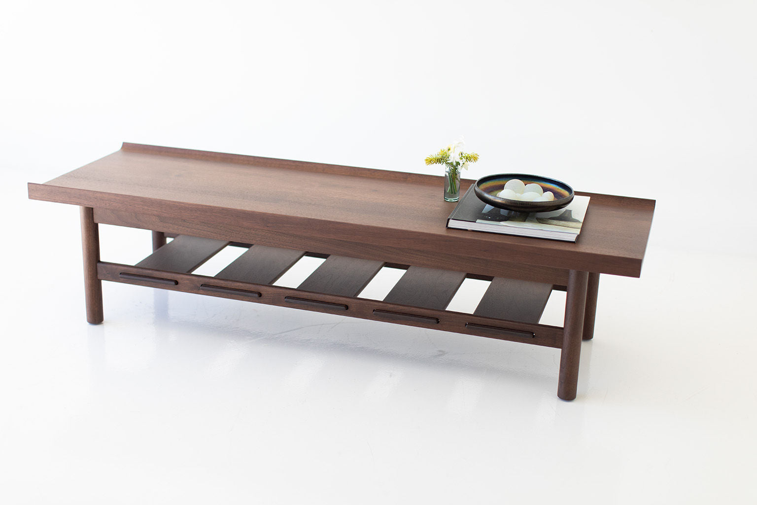 Lawrence Peabody Modern Coffee Table - 2009 - Craft Associates Furniture
