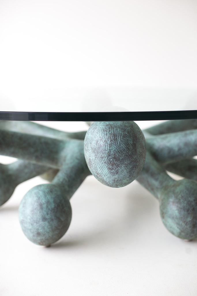 craft-associates-modern-bronze-coffee-table-1603-05