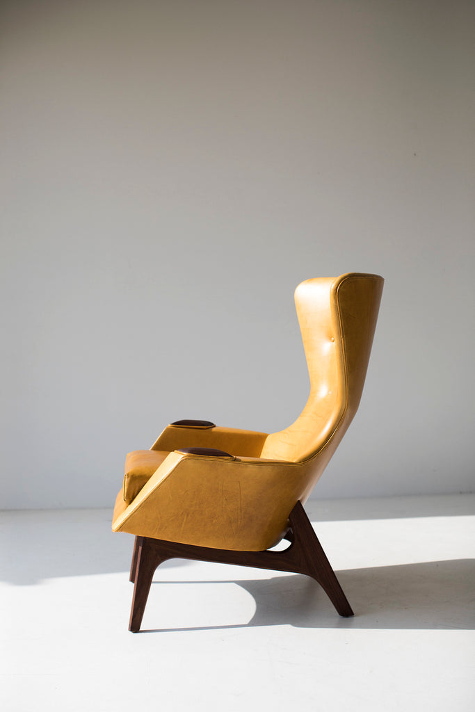 The Golden Wing Chair - 1410