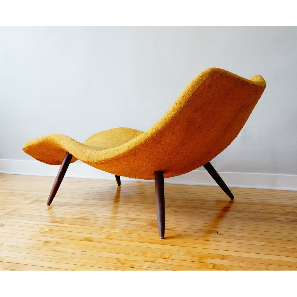 Chaiselongue modern  Modern Adrian Pearsall Chaise Lounge Chair 1828-C for Craft ...