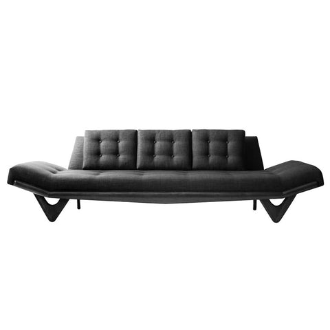 Modern Adrian Pearsall Sofa 2303 S For Craft Associates Inc.