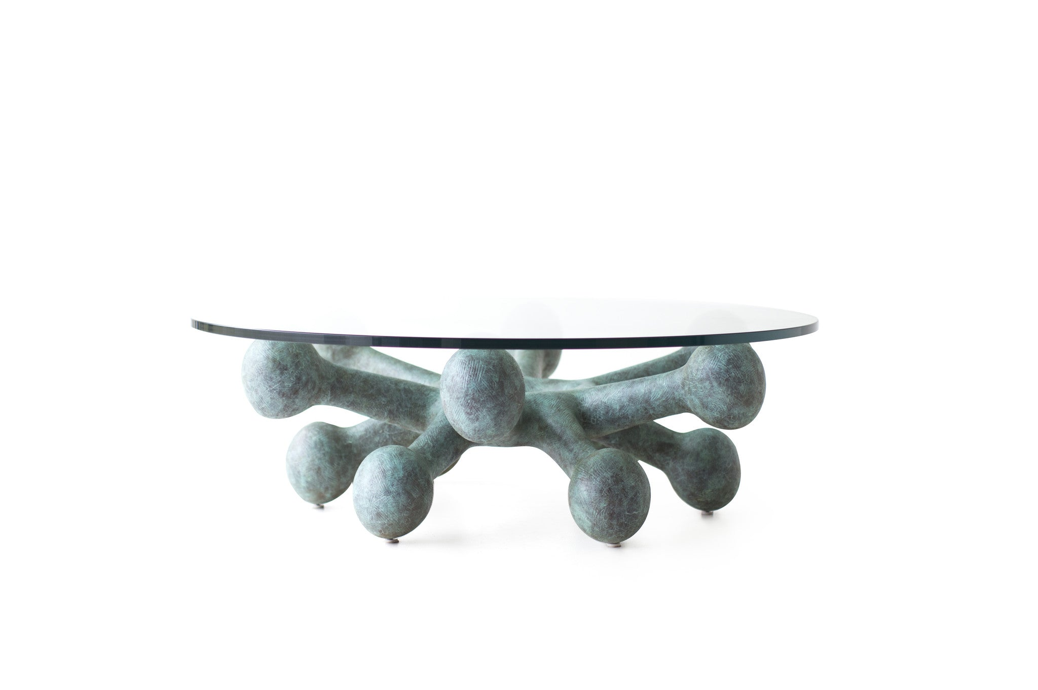 modern sk side smoke dot sidtbl strut wood front blu table