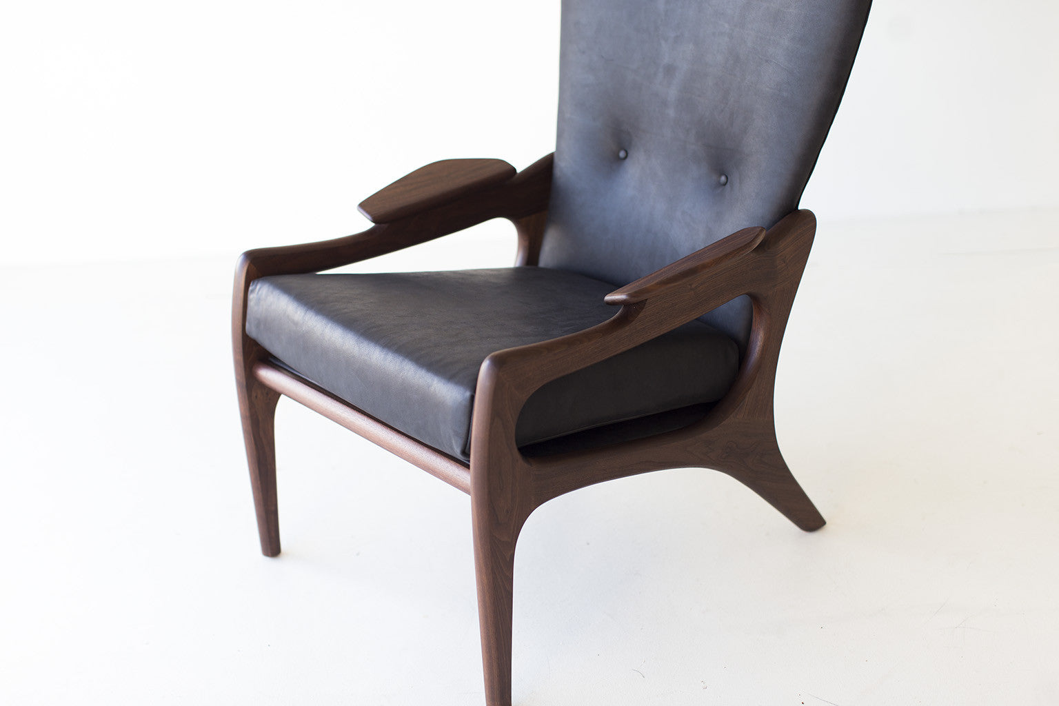 Modern Highback Chairs 1604 Craft Associates
