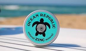 OCEAN REPUBLIC NATURAL ZINC