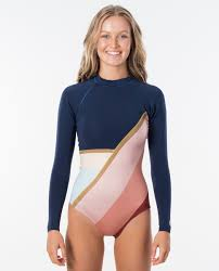 Ripcurl Wetsuit G-Bomb Cheeky Coverage Long Sleeve 1mm Spring