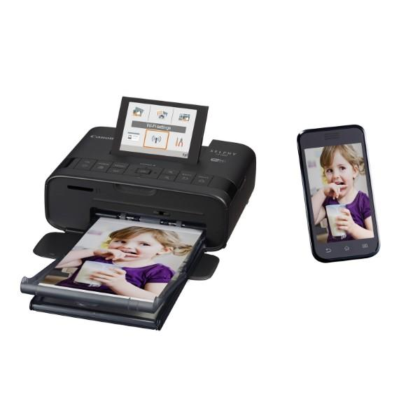 Canon Selphy A4 CP1300BK Colour Printer