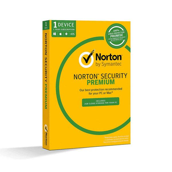 Norton Security Premium 1 Device for POSA Activation