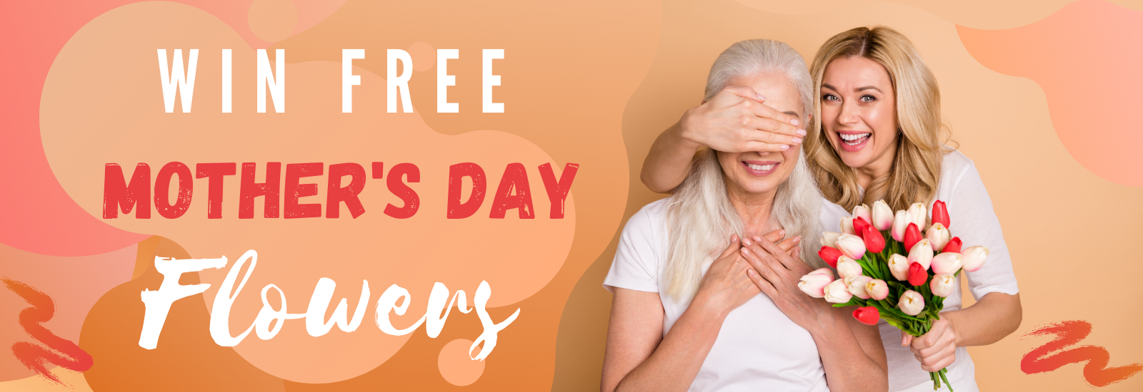 Win Mother's Day Flowers Free