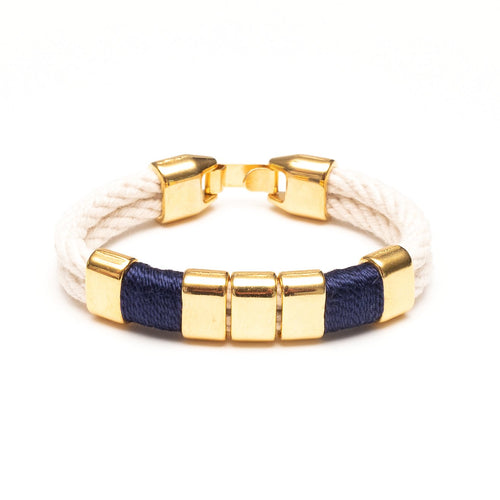 BRADDOCK NAUTICAL BRACELET ALLISON COLE