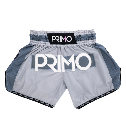 Primo Genesis - Ultron Grey Muay Thai Shorts