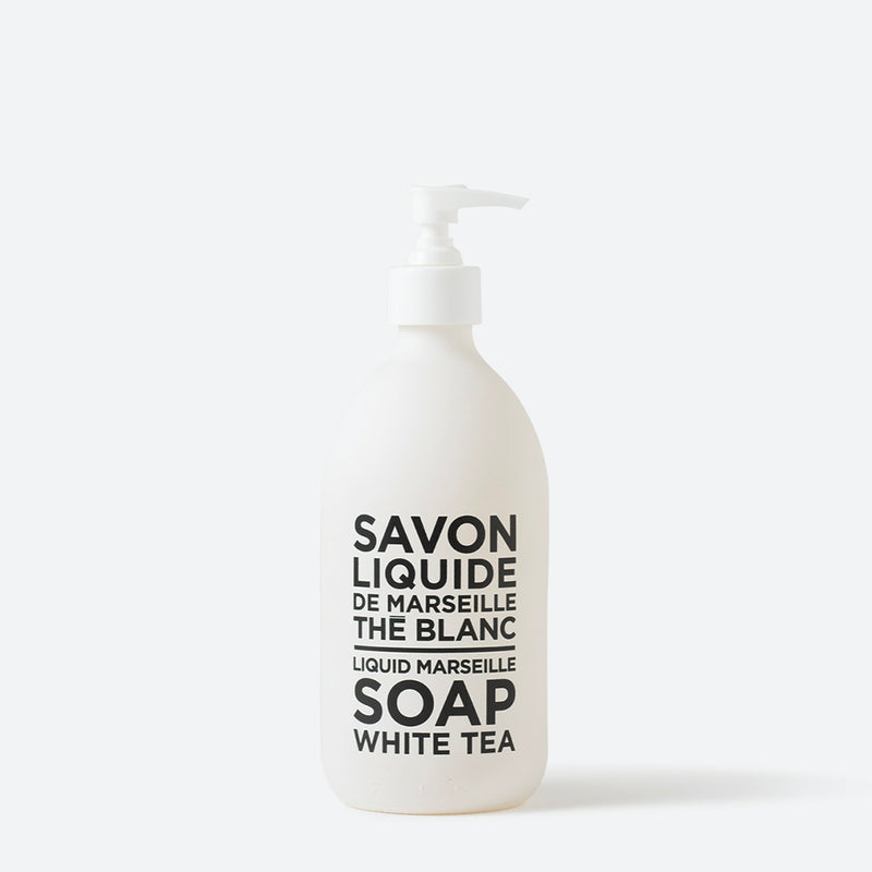 Black & White Liquid Marseille Soap