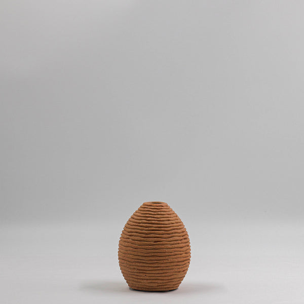 Cassini Textured Pot | Terracotta