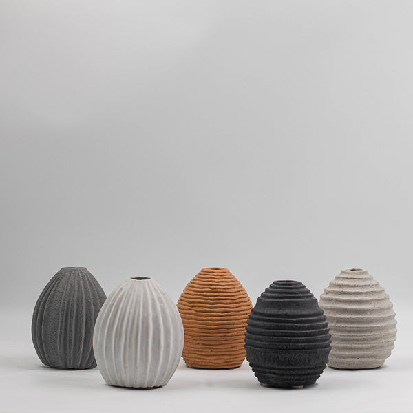 Cassini Textured Pot | Natural