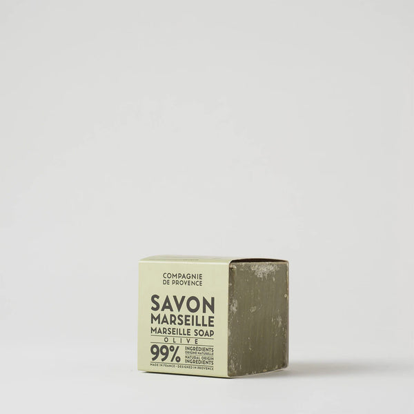 Cube Of Marseille Soap | Olive