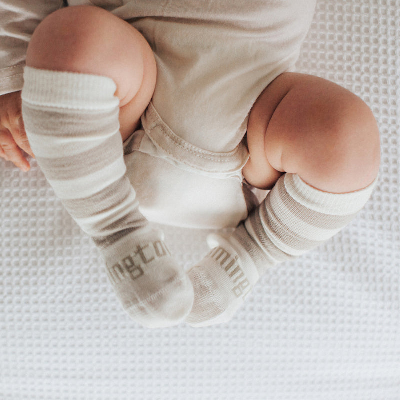 Lamington | Merino Wool Socks | Baby | Dandelion