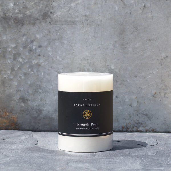 Pillar Candle | French Pear (m)
