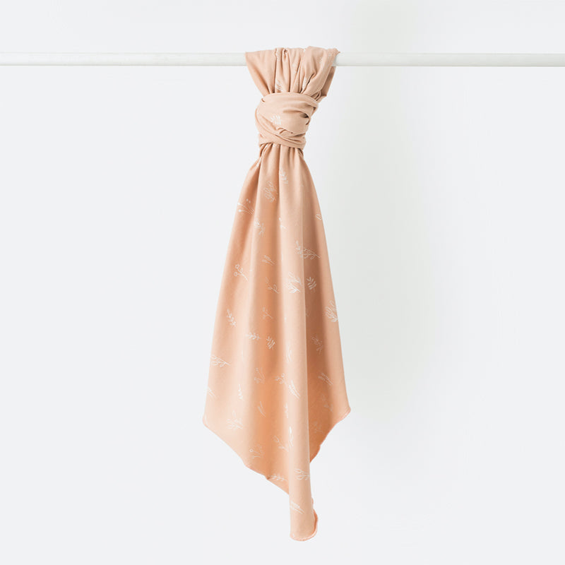 Organic Cotton Wrap | Almond Milk
