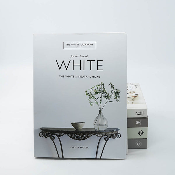 For The Love Of White: The White and Neutral Home | by Chrissie Rucker