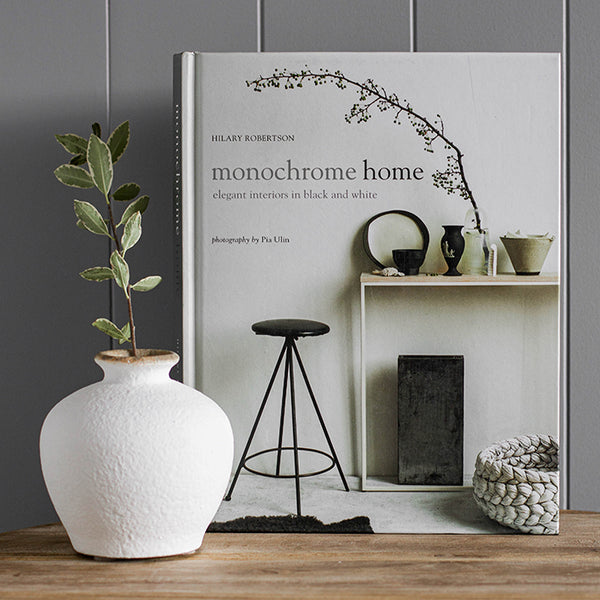 Monochrome Home | by Hilary Robertson