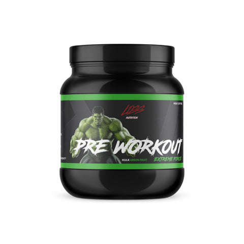 Pre Workout Extreme Force - HULK edition