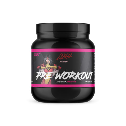 Pre Workout - Ladies Special
