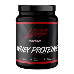 Whey Protein - Crazy Strawberry - lossnutrition