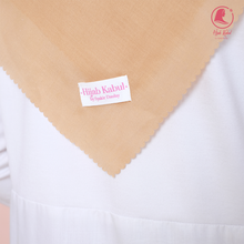 Muat gambar ke penampil Galeri, Join Affiliate + 1 Pcs Hijab Light Brown Syakira