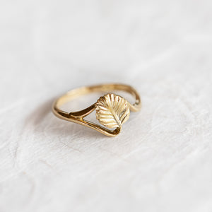 Nothofagus Branch Mini Ring
