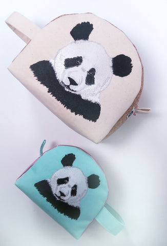 Triple Pack Value Pack of Panda in 2 sizes Hoop size designs 4x4, 7x5 and 6x10
