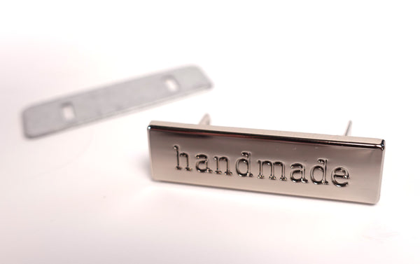 Flat Handmade Tag Comes in 4 colours