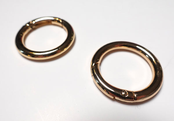25MM O-Snap Rings Pk 2